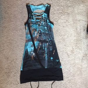 Salvage Dress