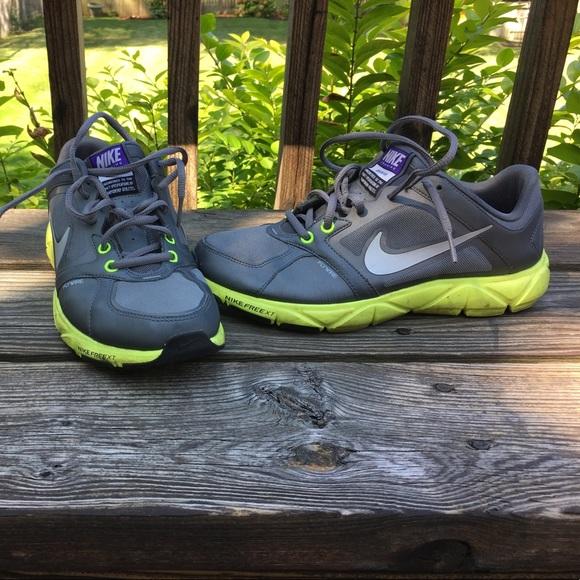 Nike FlyWire training shoe.