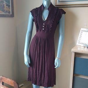 Joie Dresses - Vintage Purple #Joie Jersey Dress