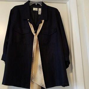 Blazer/ blouse