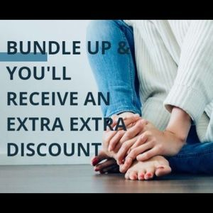 Other - Extra discount beyond 20% off on bundles