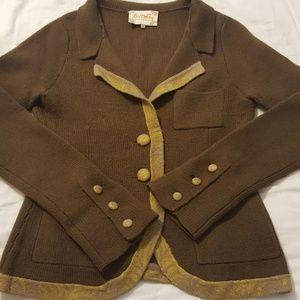 Lia Molly sweater jacket