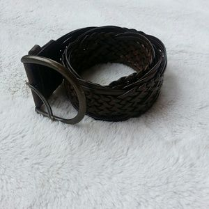 4 for $20 Brown Woven Belt