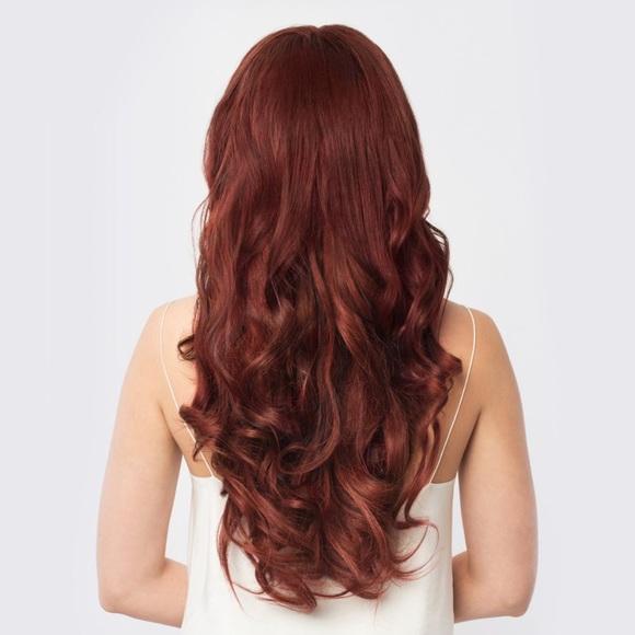 Luxy Hair Extensions Accessories 160gm 20 Vibrant Auburn Poshmark