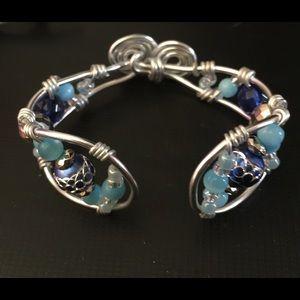 Jewelry - Bracelet, handmade- developmental kids receive all