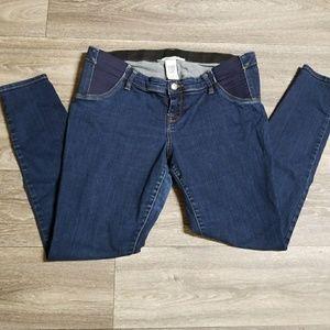 Liz Lang maternity skinny jeans