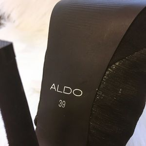 Aldo Shoes - Aldo Brand New Platform Slingback Pumps