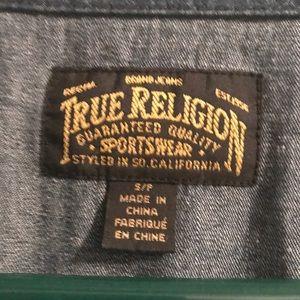 True Religion Denim Dress