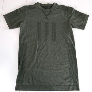Mens AdidasDay One Boost Workout Shirt Sz M