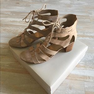 NWT Marc Fisher sandals size 11w