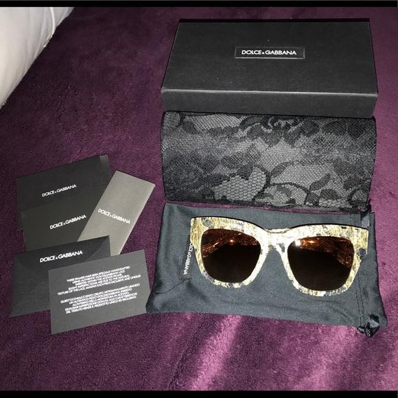 bc723b4a0680 Dolce & Gabbana Accessories - DOLCE & GABBANA DG4231 2851 Women's Sunglasses