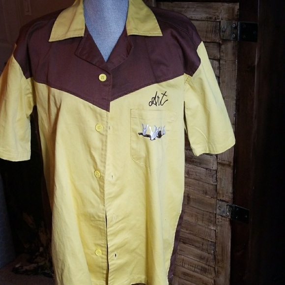 1ada37c15 Big Lebowski bowling t shirt. M_59ab291f36d5946e2302c929