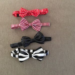 Accessories - Satin Bow Ties