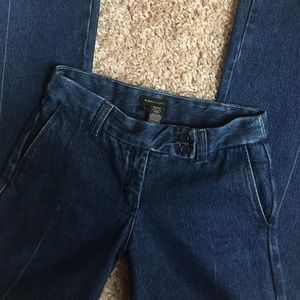 BCBG maxazria flared out jeans 👖
