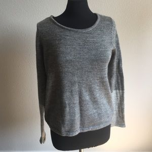 NWT The Limited Grey Sweater