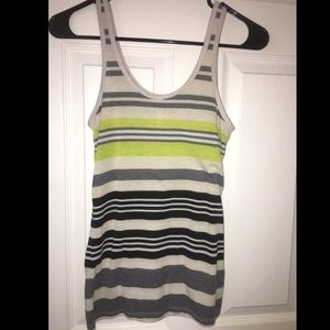 Tops - Striped tank top