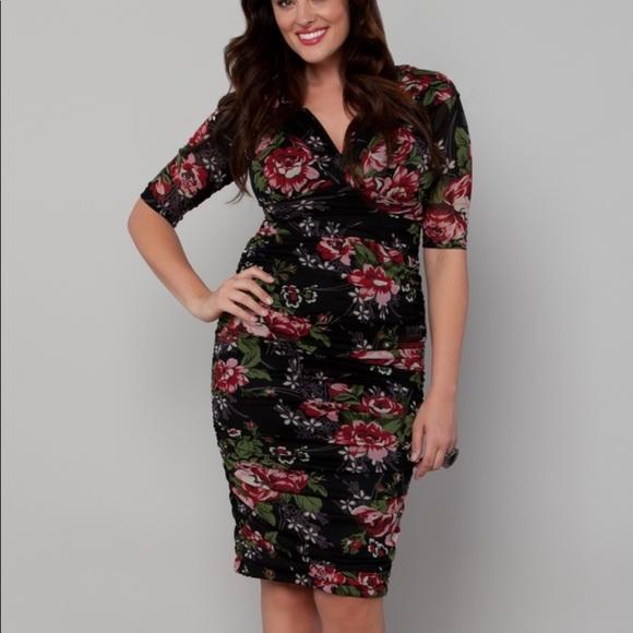 Kiyonna Dresses   Plus Size Dress   Poshmark