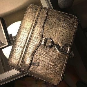 NWOT Rebecca Minkoff iPad Gen 1-2 case • Bronze