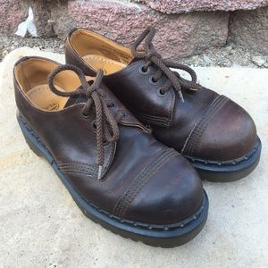 Chunky Dr. Martens