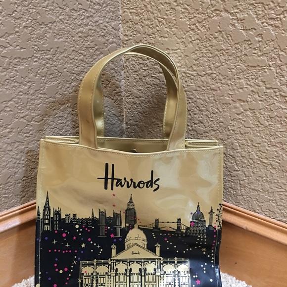 e5e32ec51f Harrods Handbags - Harrods Shopper Bag