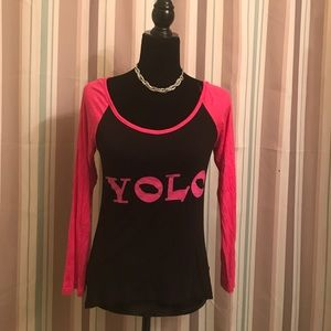 Tops - 2 for $10 ✨ YOLO Top 💜