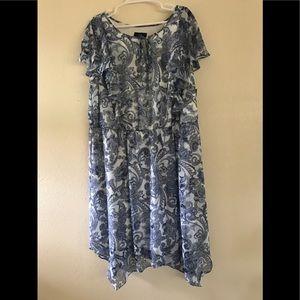 AGB woman dress
