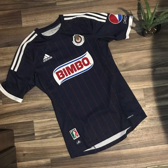 75e7fdf4d adidas Other - Adidas Chivas De Guadalajara Soccer Jersey