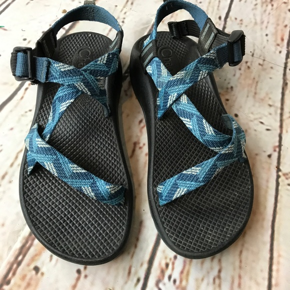 c21a44bac031 Chaco Other - Chaco one strappy sandals size 6 Blue
