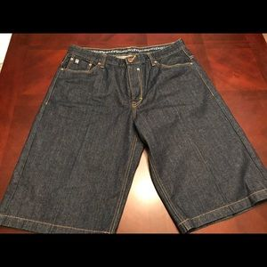Enyce Blue Jean shorts