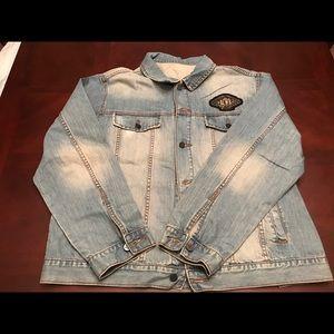 Rocawear Blue jean jacket