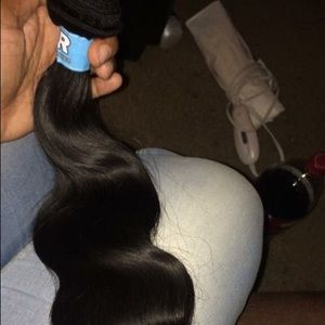 Accessories - 100 percent human hair Indain hair