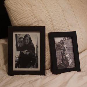 Other - Matte Black Frame Bundle!