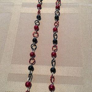 Jewelry - Beaded lanyard