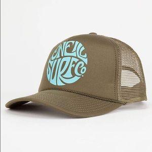 Accessories - Beach day women's trucker hat