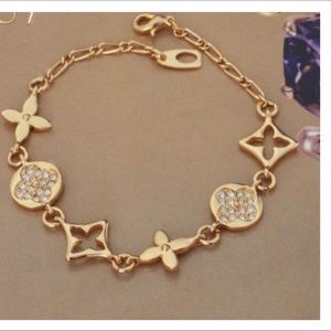 Jewelry - European Monogram Bracelet.