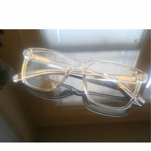 75050027448c Warby Parker Accessories - Crystal Clear Warby Frames-Chamberlain