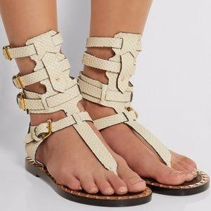 Isabel Marant Studded Gladiator Sandals size 5/35