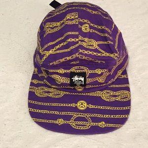 Stussy cap.