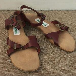 Comfy vintage sandals