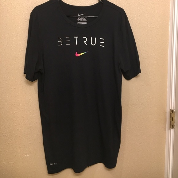 Drifit Shirts Tee True Nike Poshmark Shirt Be 715zT6Tqw