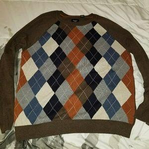 Haggar sweaters XXL/XXG Brown Used