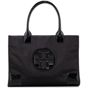 💯Authentic Tory Burch Mini Ella Tote Bag
