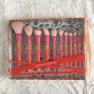 Sonia Kashuk® Limited Edition 10pc Brush Set