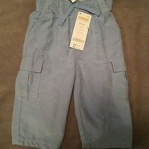 NWT GYMBOREE Boys Pants Size 6-12months