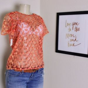 Ark & Co floral  Top🌟
