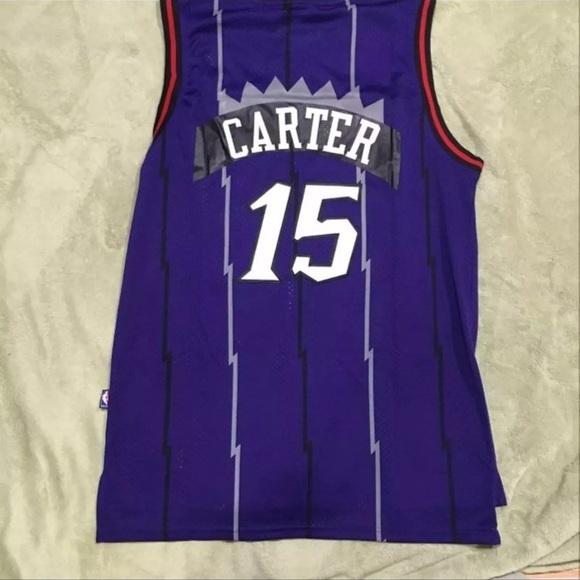 2732c7e2c Vince Carter Toronto Raptors Swingman Jersey New