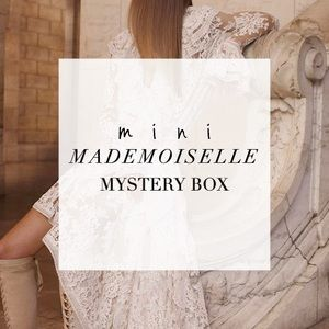 Other - mini MADEMOISELLE mystery box