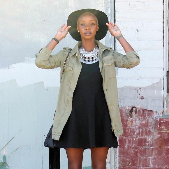 BCBGeneration Dresses & Skirts - Black Skater Dress