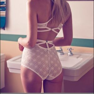 For Love and lemons high waisted brief