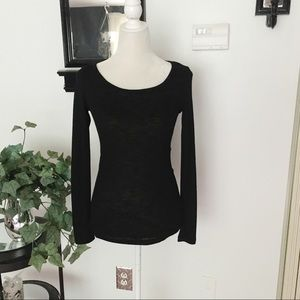 💕Final Price 💕Mossimo Supply Co. Long Sleeve Top